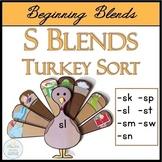 Beginning S Blends Turkey Sort