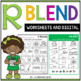 Beginning Blends Worksheets-L R S Blend Worksheets BUNDLE