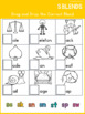 Beginning Blends Worksheets - S Blends Worksheets