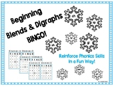 Digraphs and Blends Bingo