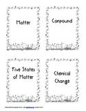Beginning Chemistry Flashcards