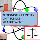 Beginning Chemistry Unit Bundle - Measurement!