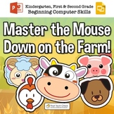 Beginning Computer Skills - Mouse Practice with Positional Words