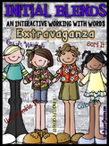 Beginning Consonant Blends: An Interactive Working with Wo