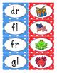 Beginning Consonant Blends/Digraphs Memory Match (K-1)