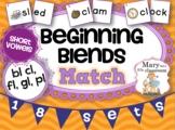 Beginning Consonant Blends - L Blends with Short Vowels