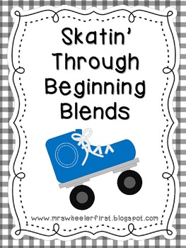 First Grade Phonics: Blends