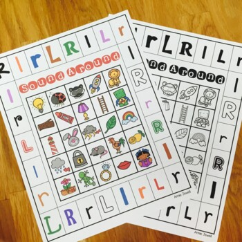 Beginning Consonant Games