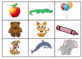 Beginning Sound Picture/Letter Match