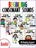 Beginning Consonant Sounds BUNDLE