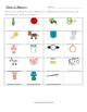 Beginning Consonant Word Study Sorts