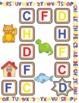 Beginning Consonants Sounds - Follow the Path Game