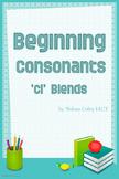 Beginning Consonants 'cl' blends
