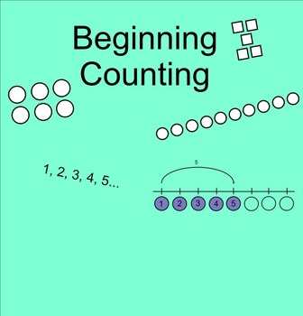 Beginning Counting SMARTnotebook
