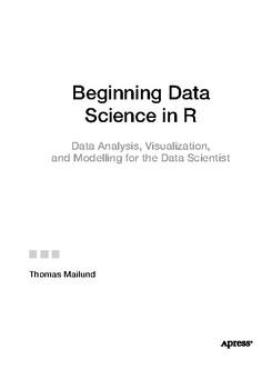 Beginning Data Science in R_ Data Analysis