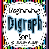 Beginning Diagraph Sort