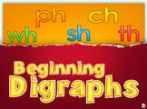 Beginning Digraph Flipchart