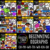 Beginning Digraph Mega Bundle {Creative Clips Digital Clipart}
