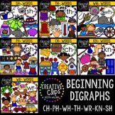 Beginning Digraph Mega Bundle {Creative Clips Digital Clipart}