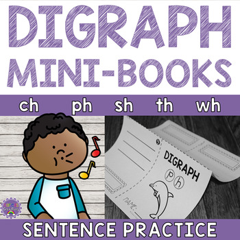 Beginning Digraph Mini-Books