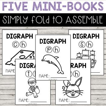 Mini-Books: Digraphs