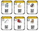 Beginning Digraph Task Cards with QR Code Self-check
