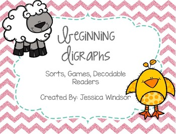 Beginning Digraph - sorts, games and readers