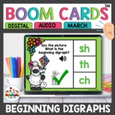 Beginning Digraphs Boom Cards