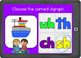 Beginning Digraphs Boom Cards {sh, ch, th, wh}