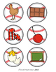 Beginning Digraphs CH/TH Picture & Word Sort