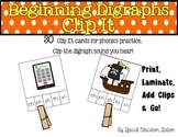 Beginning Digraphs Clip It