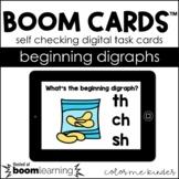 Beginning Digraphs Digital BOOM! Cards Distance Learning 1