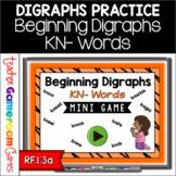 Beginning Digraphs Kn Mini Game