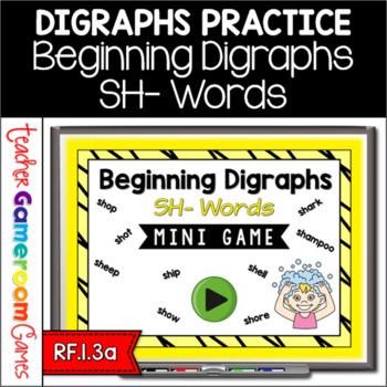 Beginning Digraphs Sh Mini Game