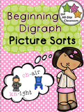 Beginning Digraphs Picture Sorts