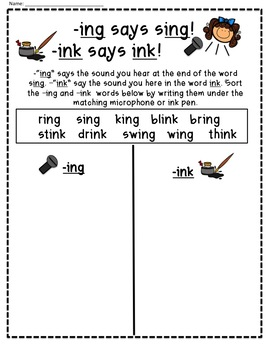 Beginning Digraphs, Soft Spellings, & Endings Phonics Pack