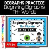 Beginning Digraphs Th Mini Game