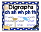 Beginning Digraphs - Word Work