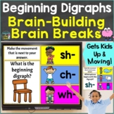 Beginning Digraphs with Brain Breaks sh, th, ch, wh Google