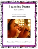 Beginning Drama WHOLE YEAR Bundle