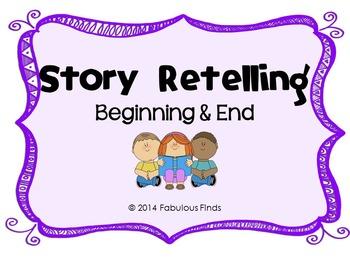 Beginning & End Graphic Organizer