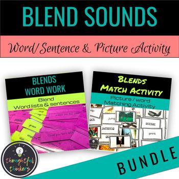 Beginning & Ending Blends Bundle