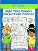 Beginning First Grade Bundle, Math Assessments, Dolch Sight Word Readersand more