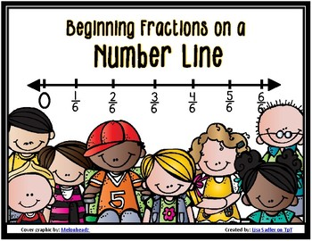 Beginning Fractions on a Number Line