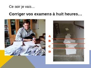 Beginning French-Futur Proche