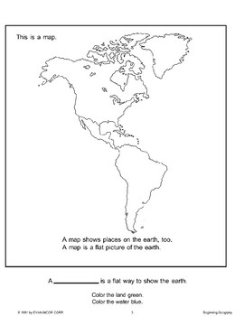 Beginning Geography: This Is a Map