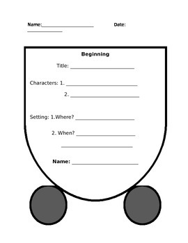 Beginning Graphic Organizer