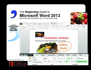 Microsoft Word 2013 Beginning