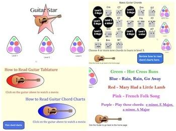 Music: Beginning Guitar Star