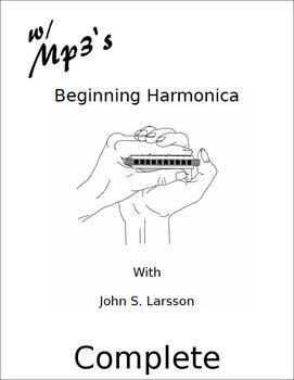 Beginning Harmonica - Complete - Digital Print